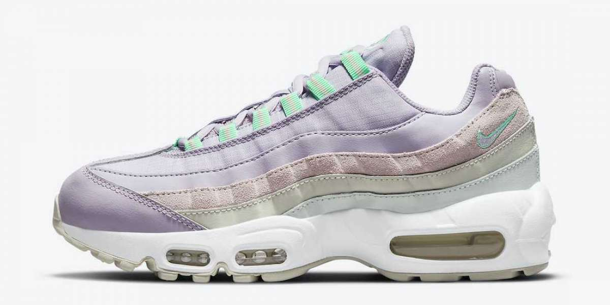 "Nike Air Max 95 ""Easter"" CZ1642-500 is now on sale!"